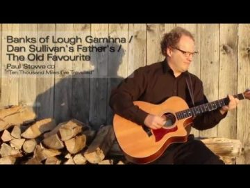 Banks of Lough Gamhna / Dan Sullivan's Father's / The Old Favourite